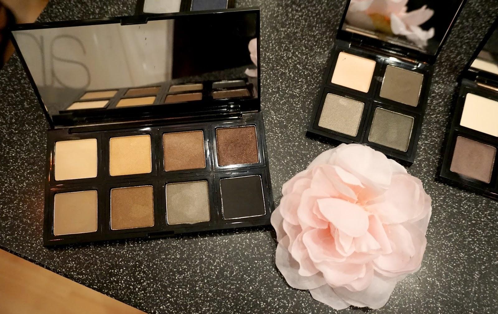 The Body Shop Eyeshadow Palette