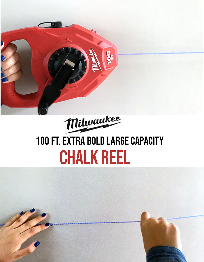 Large chalk reel by Milwaukee