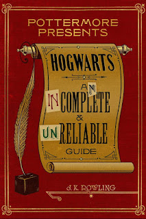 Hogwarts: An Incomplete and Unreliable Guide by J. K. Rowling PDF Book Download