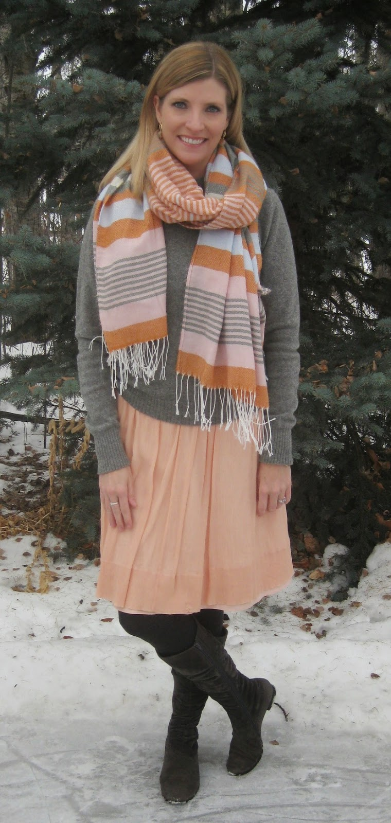 VV Boutique Style: Maxi Meets Graphic Tee