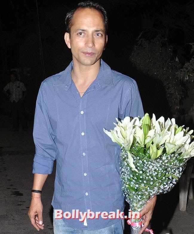 Deepak Dobriyal, Bollywood Celebs at Kangana Ranaut Birthday Bash Pics