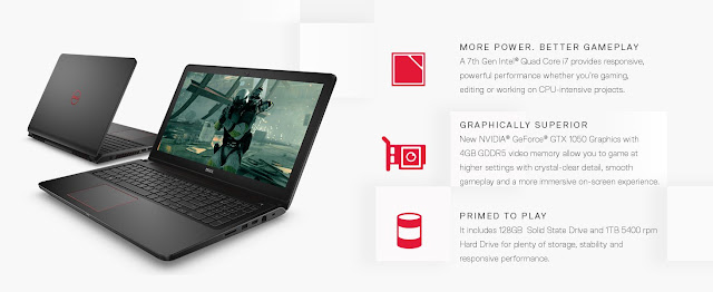 best gaming laptop dell inspiron i5577