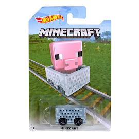 Minecraft Mattel Minecart Other Figure