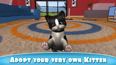 game hewan peliharaan dailly kitten
