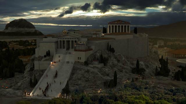 Η ζωή στην αρχαία Αθήνα και η θέση της γυναίκας στην αρχαία κοινωνία