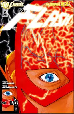 [HQ] The Flash Novos 52 #2