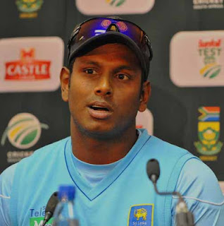 Angelo Mathews to lead Sri Lanka in T20