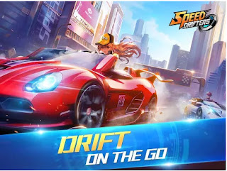 Garena Speed Drifters Mod Apk for Android Update New Events