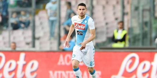 Jorginho: Napoli Tak Mau Pikirkan Juventus