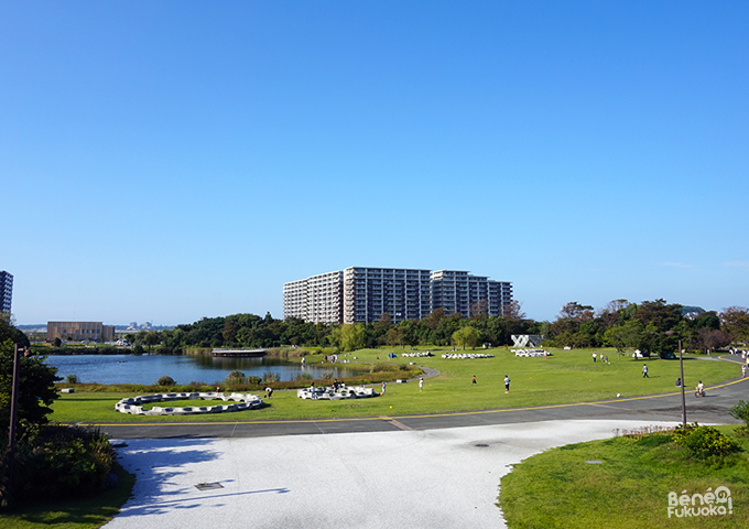 parc d'Island City, Fukuoka