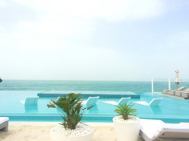 Burj Al Arab Infinity Pool - New Pool Deck - Best Luxury Hotels in Dubai