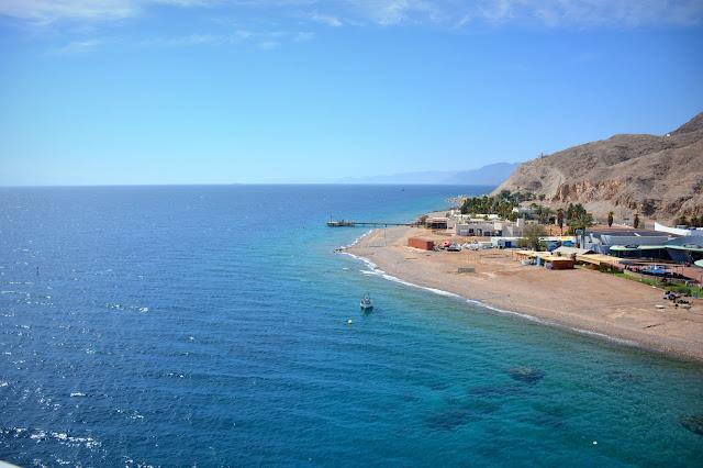 пляжи и курорты израиля