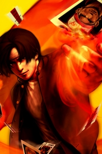 King Of Fighter Kyo