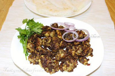 LAMB RECIPES BRAIN FRY THALACHOR VARATTIYATH PORICHATHU VARUTHATH MALABAR RECIPES