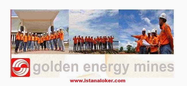 Penerimaan Management Development Program PT Golden Energy Mines Tbk