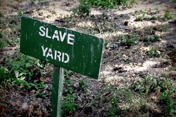 slave yard