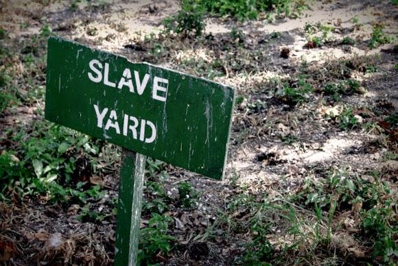 slave yard