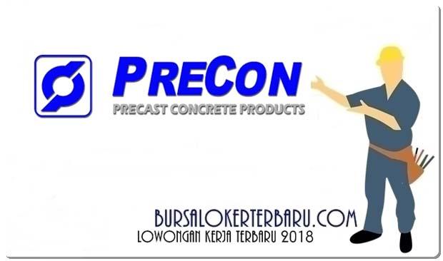 PT Dantosan Precon Perkasa (Precon)
