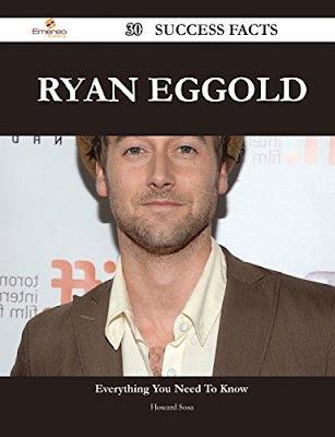 Portada del libro sobre Ryan Eggold