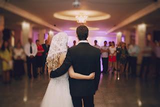 recepção de casamento intimista