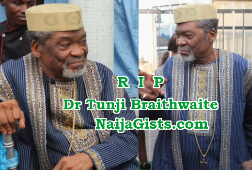 Tunji Braithwaite dead