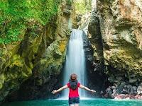 Air Terjun Tembok Barak Bali, Si Cantik Yang Tersembunyi