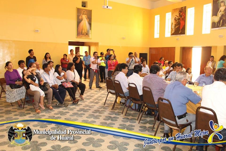 Contacto informativo huaral per municipalidad de for Ministerio del interior contacto