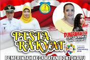 Aty Kodong Dan Ayu Rasta KDI Akan Meriahkan HUT RI ke 73 Di Panggung Pesta Rakyat Bontoharu
