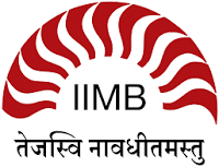 IIM Bangalore Recruitment