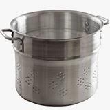 cos din aluminiu pentru fiert orez si paste de foloseinta in bucatarii profesionale horeca