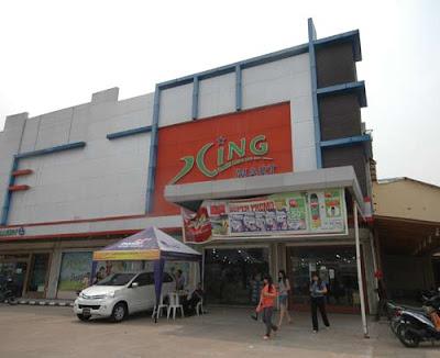 XING : Inilah salah satu Supermarket yang menjadi mitra Pontianak Shopping Festival 2016.  Masukkan kupon dan struk belanja minumal 100 ribu anda di tempat ini.  Foto Pontianak Post