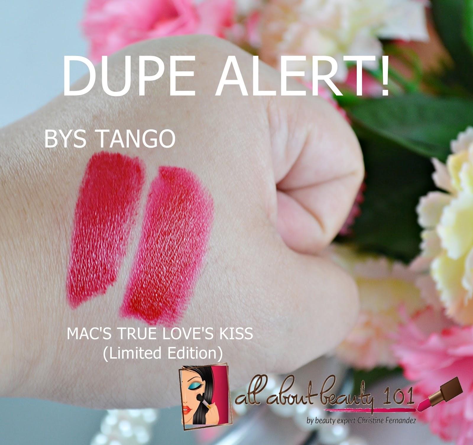 Makeup dupes for mac