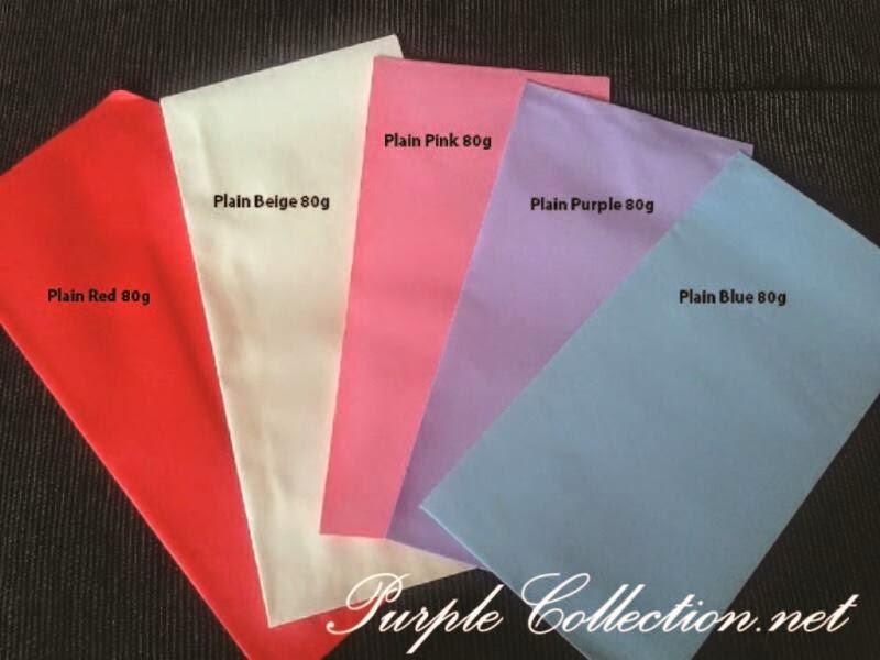 Plain envelopes 80g