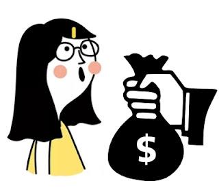 Cara dapat uang sekali kedip, secara instan, cepat, mudah, no ribet