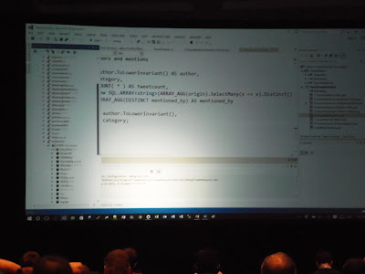 PASS Summit 2016 - USQL Code