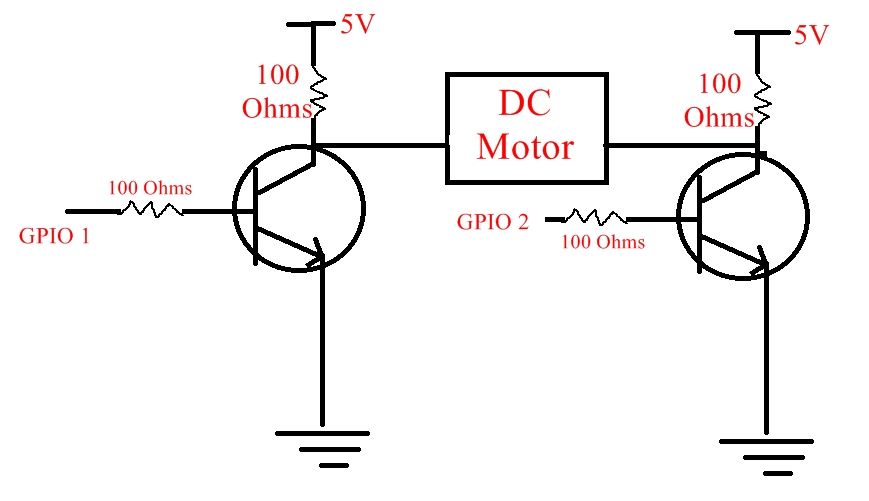 projects   speed control of dc motor using arm