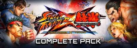 Street Fighter X Tekken Complete Pack MULTi11-ElAmigos