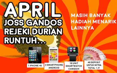 Promo April Fastpay