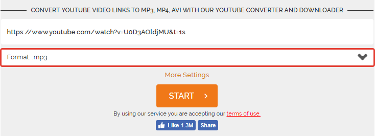 Convert Any Video File To mp3 from YouTube or Desktop For