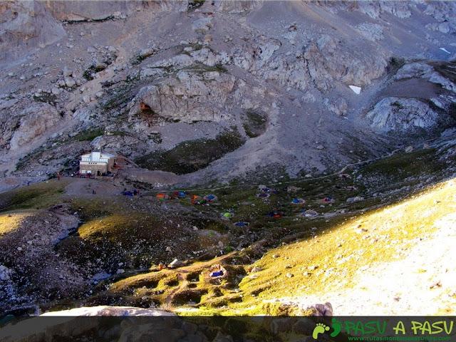 Vega y Refugio de Urriellu