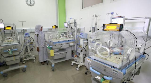 Bayi Kembar Empat Dari ibu hebat di Aceh Besar Meninggal Dunia