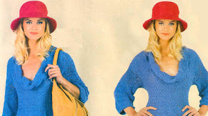 Vestido Crochet Corte Princesa / Paso a paso
