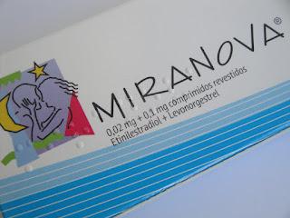 Esquecimentos e atrasos da pílula miranova® na segunda semana