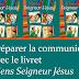 Préparer la communion avec le livret Viens Seigneur Jésus
