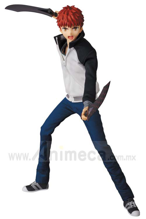 Figura Shirou Emiya Real Action Heroes No.736 Fate/stay night [Unlimited Blade Works] Medicom Toy