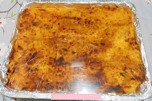 lasagna, recipe