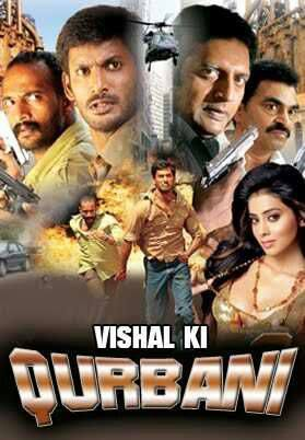 Vishal Ki Qurbani 2014 Hindi Dubbed 720p WEBRip 700mb