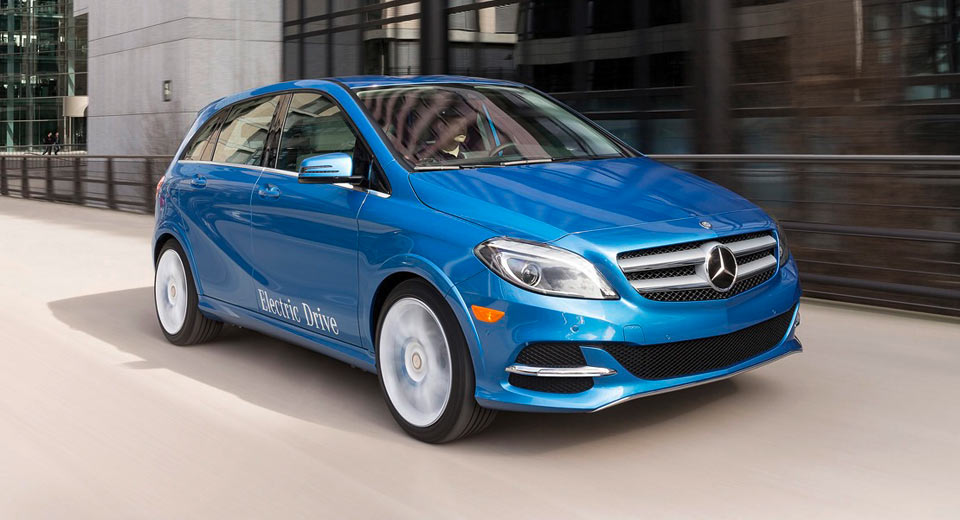 Mercedes to kill b class electric drive for Mercedes benz b class electric