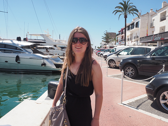 Marbella Spain Travel bloggers