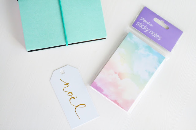 pastel stationary from paperchase